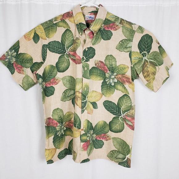 reyn spooner Other - Vintage Reyn Spooner Reverse Print Shirt